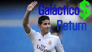 Real Madrid Signs James Rodriguez