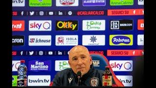 Inter-Cagliari, la conferenza stampa pre-gara