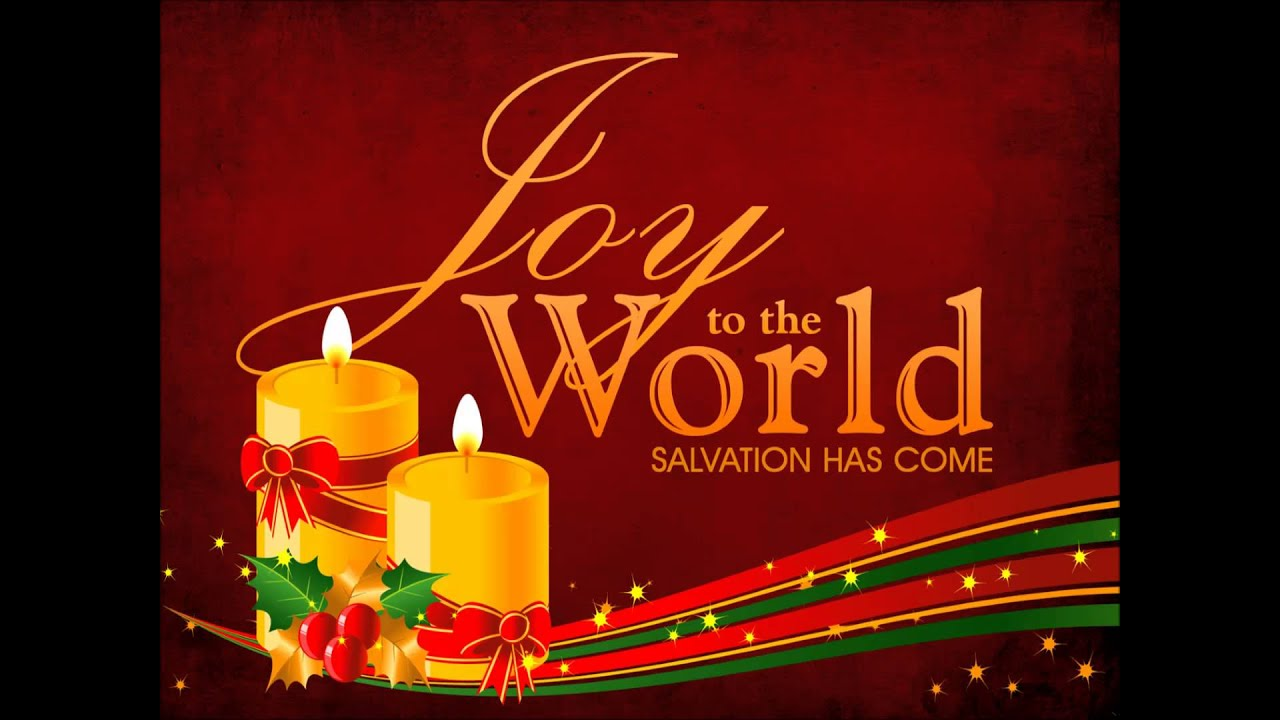 Joy to the World Christmas choir song new classic chorus video 2014 ...