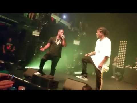 A$AP Rocky - Praise the Lord (live w/ A$AP Ferg)