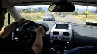 Aston Martin Test Drive HD