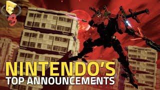 Nintendo's Top E3 2018 Switch Announcements thumbnail