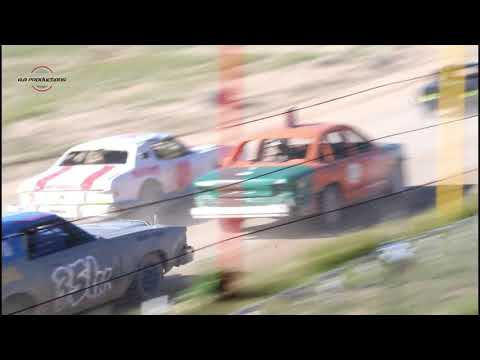 Wild Bill's Raceway Bomber Heat Race 6/8/19