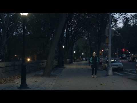 Manhattan, Morningside Park, Sunrise, Canon XC10