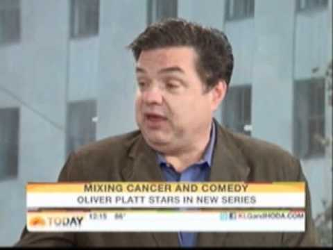 Oliver Platt @The Today Show