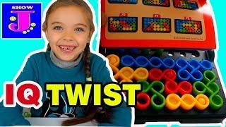 IQ TWIST Joc de Logica pentru copii si Maturi Jocul din Comoara Jasminei