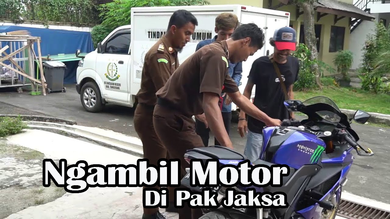 Film Komedi - Ngambil Motor Di Pak Jaksa - Eps 15 Serial Gembira Ria