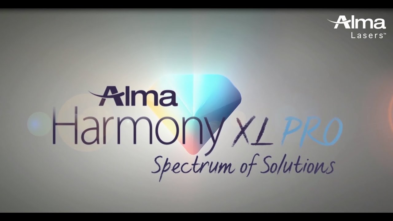 Harmony XL Pro by Alma Lasers - When technology works together, that's  Harmony