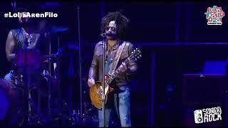 "Lenny Kravitz - ""Again"" (Live Performance)"