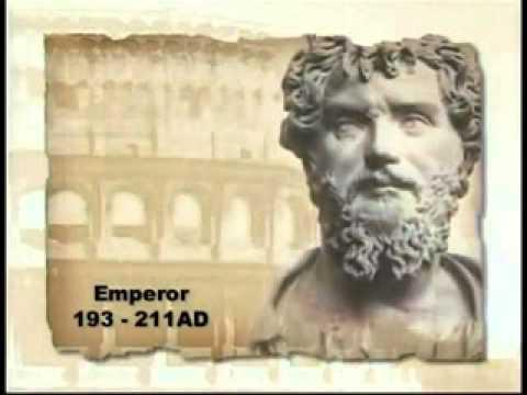 Les Empereurs Romain d'origine Berbère
