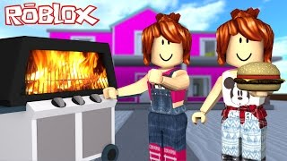 Roblox - CHURRASCO NO RORO (Rocitizens)