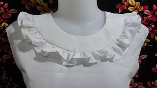 how to sewing a simple blouse model (24)