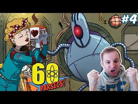ВМЕШАЛСЯ В ДЕЛА РОБО-ПЛАНЕТЫ, ой | 60 Parsecs! #4