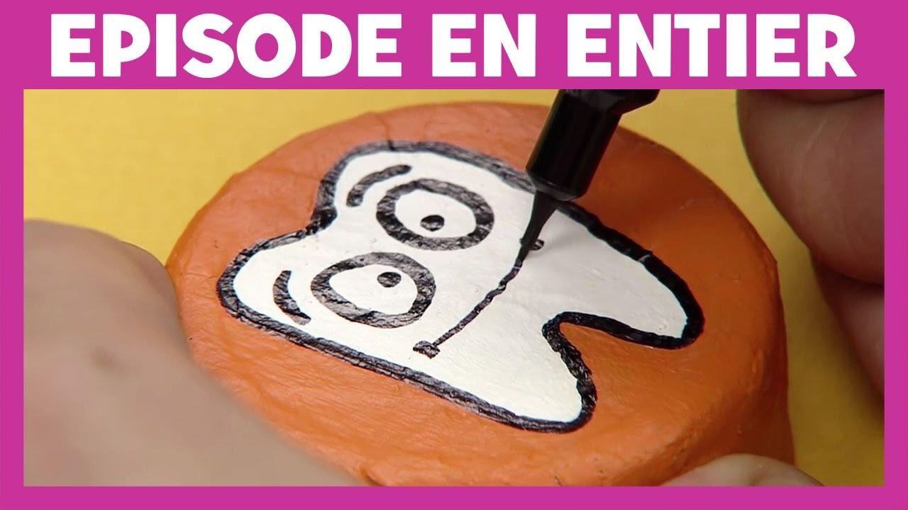 253c5c325af4 Art attack - Boite à Souvenirs - Sur Disney Junior ! - YouTube