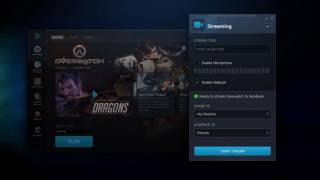 Introducing Blizzard Streaming on Facebook!