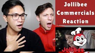 JOLLIBEE COMMERCIALS DATE | VOW | REACTION | PART 1