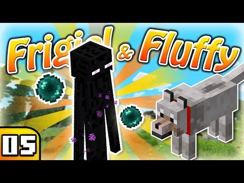 FRIGIEL & FLUFFY : L'île de l'End | Minecraft - S7 Ep.05