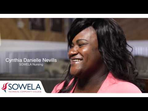 SOWELA Technical Community College - Cynthia - Lake Charles, LA -  Promotional Video