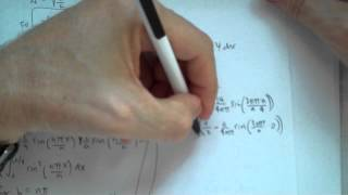 Engel and Reid, Problem 15.11 Probability of Particle in a Box