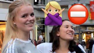 FREMDGEHEN NORMAL IN BONN??? 😳 | NO-GOS BEI TYPEN! | Julian Steven