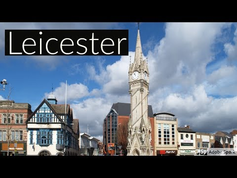 Travel Guide Leicester City Leicestershire UK Pros And Cons