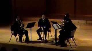 Historie du Tango by Astor Piazzolla [Siam Saxophone Quartet]