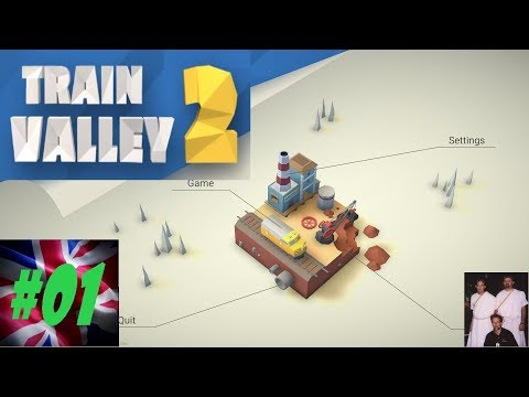 Train Valley 2 Redux #1 - The Forestry  