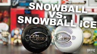 Blue Snowball vs Blue Snowball iCE Comparison (Versus Series)