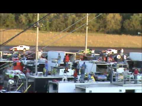 2011 Tradition Tony Rost Sport Modified Heat race Adams County Speedway