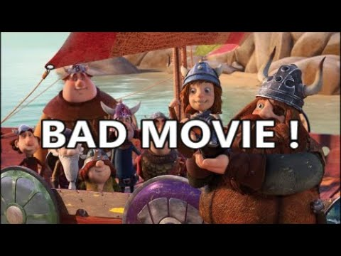 Download Vic the Viking and the Magic Sword (2019) movie review/RANT,
