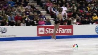 Yu Na Kim Winter Olympic Record