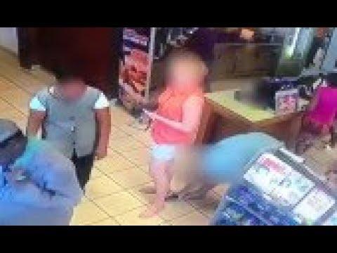 Market Sırasında Etek Altı Fotoğraf Çekmeye Çalıştı, Güvenlik Kameralarından Kaçamadı