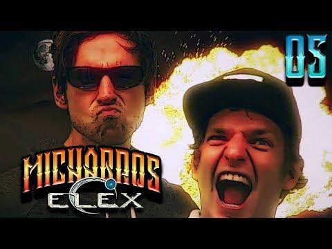 Elex mit den Micha Bros. #05 | Der Angeberstuhl auf dem Windrad