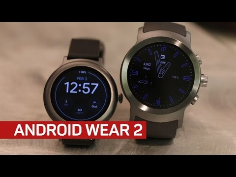 Google's Android Wear 2.0 is here, starting with LG Watch Style and Sport