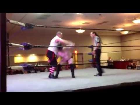 AOW-Dexter Milhouse vs The American Oni 10-3-14