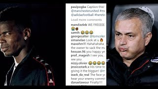 POGBA'S REACTION ON MOURINHO'S SACKING SHOCKED THE INTERNET! BEST FOOTBALL VINES OF THE WEEK!