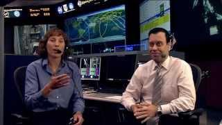 Students Speak With NASA Astronaut Dottie Metcalf-Lindenburger