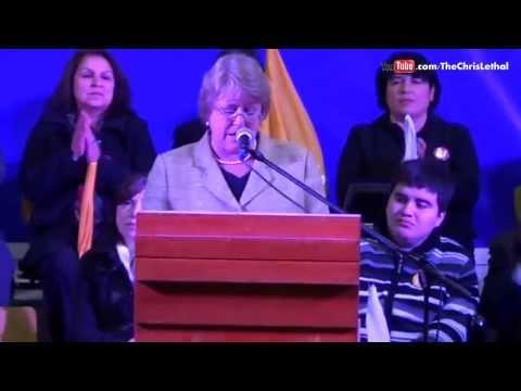[Elecciones 2013] Michelle Bachelet visita San Fernando, VI Región | Junio 05, 2013.
