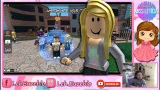 Roblox-Playing with daddy! (Murder Mystery 2)