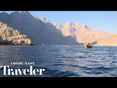 Racing Dolphins in Musandam, Oman | Condé Nast Traveler