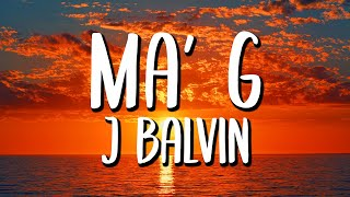 New Songs Like J. Balvin - Ma' G Recommendations