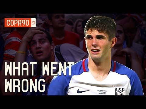 The Year That Broke U.S. Soccer