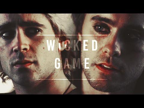 Achilles/Patroclus & Alexander/Hephaestion - Wicked Game