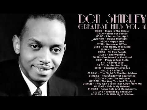 Don Shirley Greatest Hits FULL ALBUM OST TRACKLIST GREEN BOOK