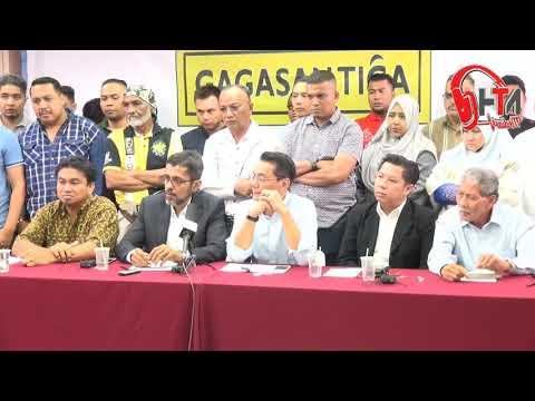 MELAYU BANGKIT 2018 : AMARAN KERAS GAGASAN TIGA G3 TERHADAP BANGSA DAP (SIDANG MEDIA PENUH)
