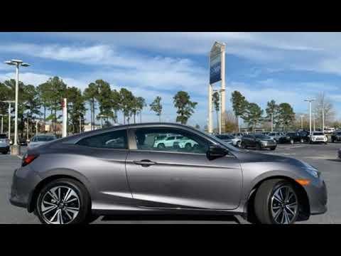 Used 2016 Honda Civic Mobile AL Daphne, AL #K5633456Z