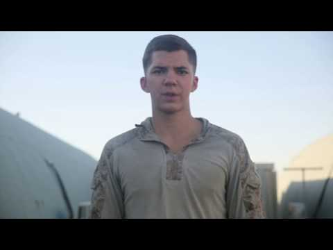 Lance Cpl. Flatt Father's Day Shout-out