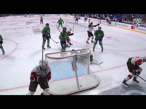 Бондарев выводит Авангард в финал Кубка Гагарина