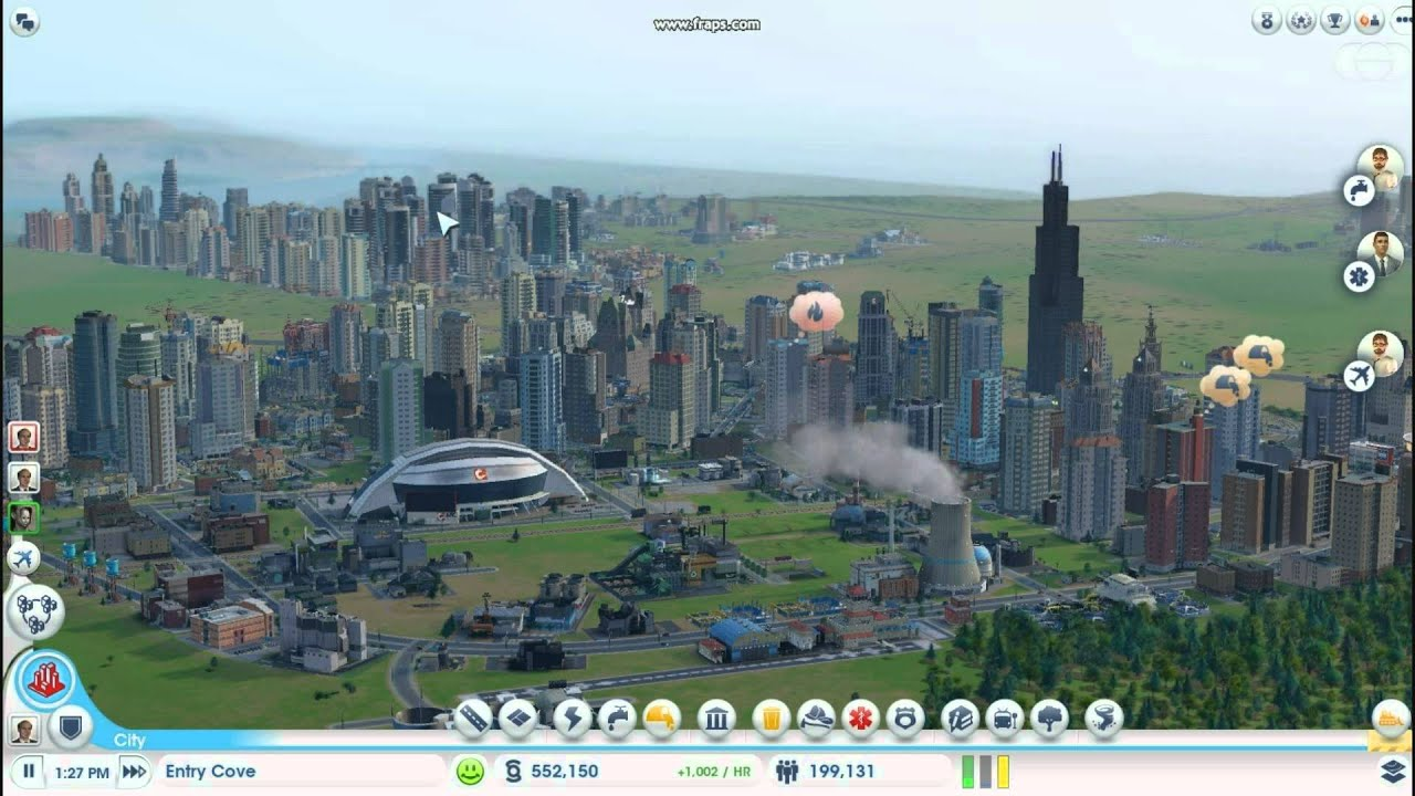 SimCity Municipal Airport - YouTube