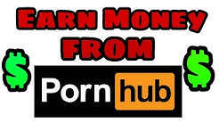 How to Earn Money from Pornhub   Full process explained in HINDI